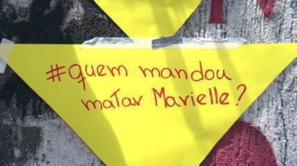 Dois anos sem Marielle e Anderson: famílias e Anistia Internacional cobram respostas