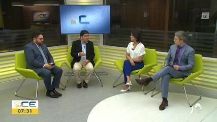 Secretário da Saúde do Ceará fala sobre aumento de casos de coronavírus