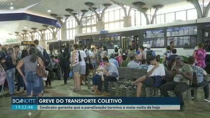 Termina a greve no transporte público de Cascavel