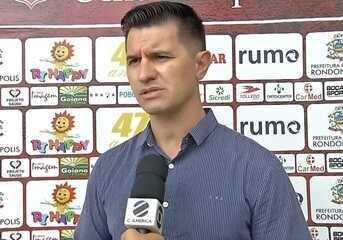 Edicarlos Olegini, presidente do União fala sobre a suspensão da Copa do Brasil sub-20