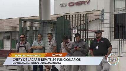 Trabalhadores da Chery entram em greve após demissões