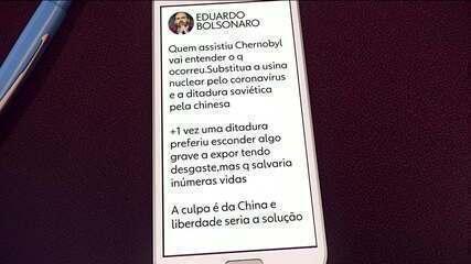 Maia pede desculpas à China por declaração de Eduardo Bolsonaro; entenda o caso