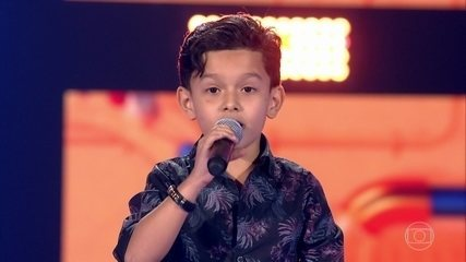 Melhores Momentos Audições às Cegas: Vinne Ramos canta 'Fui Fiel'