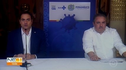 Pernambuco proíbe reunião com mais de dez pessoas e transporte de passageiros em mototáxis
