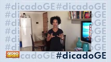 #dicadoGE: veja treinos para se fazer em casa durante a quarentena da Covid-19