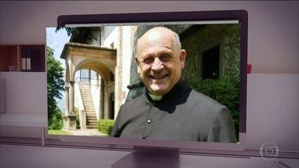 Padre italiano morre após ceder respirador para paciente mais jovem