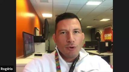 Bate-Papo Globo Esporte Paraná debate sobre o adiamento das Olimpíadas