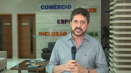 Presidente da Fecomercio fala sobre prejuízos do comércio com pandemia
