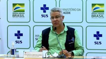 Brasil tem 46 mortos pelo coronavírus e 2.201 casos confirmados