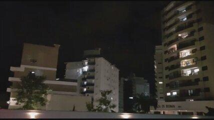 Florianópolis tem panelaço contra presidente Bolsonaro na noite desta terça-feira