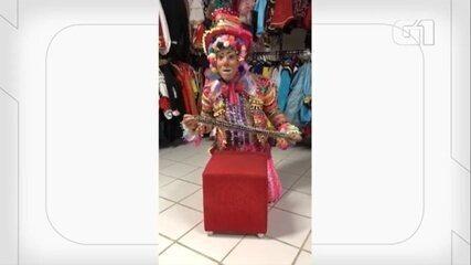 Palhaço Fuxico dá dicas de brincadeiras para pais e crianças durante a quarentena