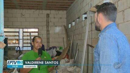 MPT orienta Campinas a manter auxílio a catadores da coleta seletiva