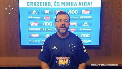 Troca de Passes debate sobre chegada de Enderson Moreira no Cruzeiro