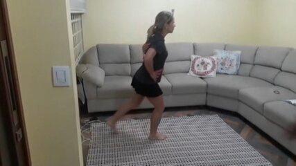 Globo Esporte PR dá dicas de um treino funcional para fazer em casa