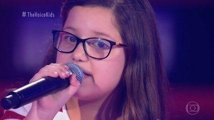 Melhores Momentos Audições ás Cegas: Myrella Fernanda canta 'Era Uma Vez'
