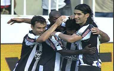 Os gols de Botafogo 2 x 1 Flamengo pela final do Campeonato Carioca de 2010