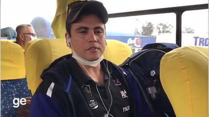 Atletas paralímpicos retornam ao Brasil após nove dias de confinamento no Equador