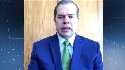 O presidente do STF defendeu as medidas de isolamento social