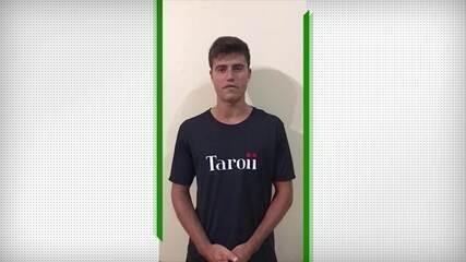 João Menezes, do tênis, fala sobre a nova data das Olimpíadas