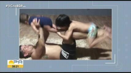 Exercícios em casa: educadores físicos orientam sobre cuidados com improvisos