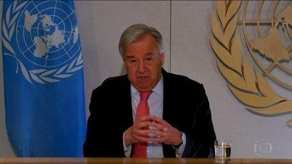 OPAS, FMI e ONU defendem medidas para conter o coronavírus