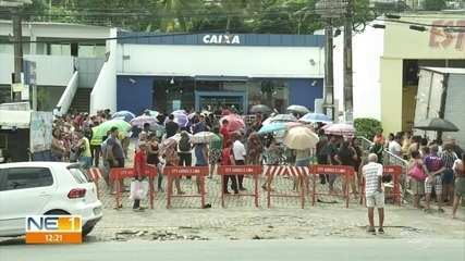 Cidades da Região Metropolitana do Recife tiveram grandes aglomerações de pessoas nesta quinta (2)