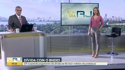 STF suspende dívida da prefeitura do Rio com a União por conta da pandemia do coronavírus
