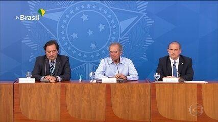 Boletim: governo vai lançar aplicativo para cadastrar informais que têm direito a auxílio