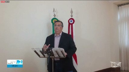Flávio Dino anuncia medidas mais severas para quem descumprir o isolamento social no MA