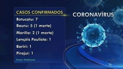 Prefeitura de Bauru confirma a primeira morte por coronavírus