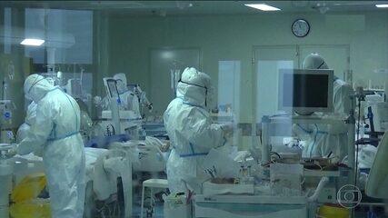 China registra primeiro dia sem mortes desde o início da crise do coronavírus, em janeiro