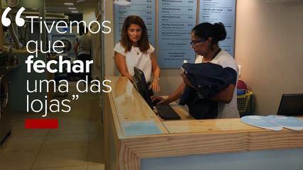 Dona de rede de lavanderias no Rio vê faturamento cair 70% diante da crise do coronavírus