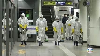 Cidade de Daegu na Coreia do Sul não registra novos caso da doença