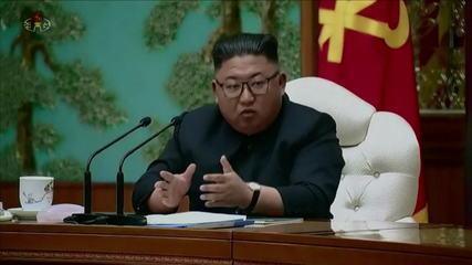 Comitê Político Central da Coreia do Norte pede medidas mais duras contra a Covid-19