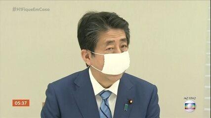 Estado de emergência no Japão completa uma semana