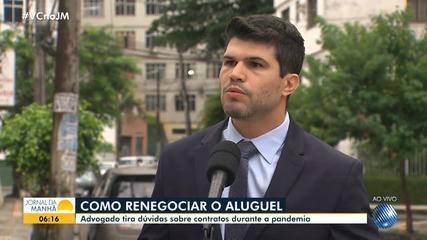 Especialista em direito imobiliário fala sobre negociação do aluguel em tempos de pandemia