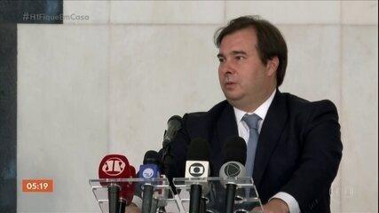 Governo apresenta plano alternativo ao texto aprovado de ajuda aos estados e municípios