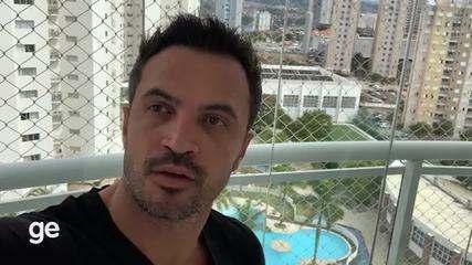 Falcão relembra a final do Mundial de Futsal 2012 entre Brasil e Espanha