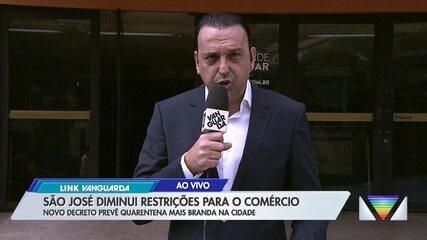 Prefeitura de São José autoriza abertura parcial do comércio na quarentena