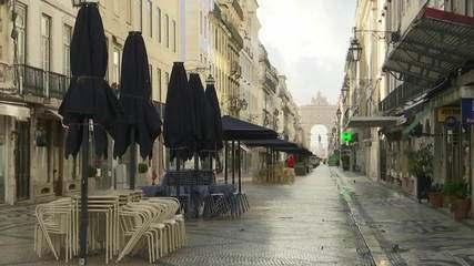 Portugal já superou pico de casos de novo coronavírus