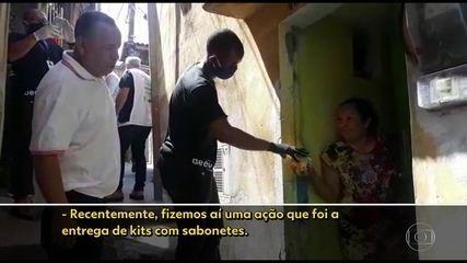 Líderes comunitários reclamam da falta de apoio da Prefeitura na Brasilândia