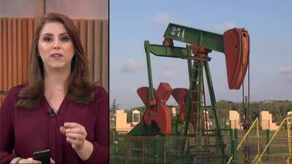 Preço do petróleo do tipo WTI i cai 300% e fecha em US$ 37,63 negativo
