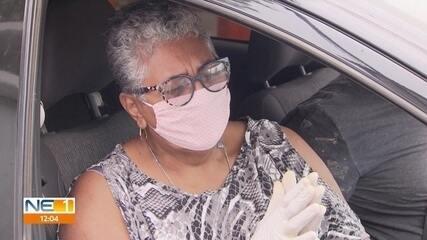 'É o dia mais triste da minha vida', diz idosa sobre a morte do filho que tinha a Covid-19