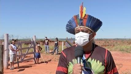 Em abril, aldeia indígena de Avaí já reforçava medidas de isolamento contra o coronavírus