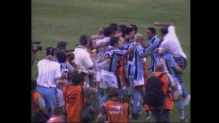 Melhores momentos: Corinthians 1 x 3 Grêmio pela final da Copa do Brasil de 2001