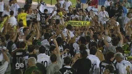 Comercial vence São José e conquista acesso para Série A1 do Campeonato Paulista em 2011