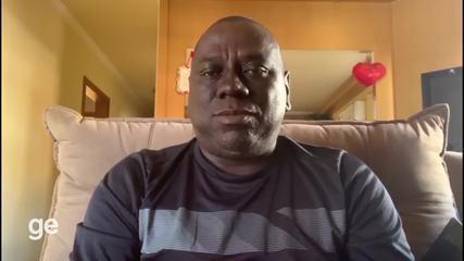 Choco relembra a conquista do Mundial de Futsal de 1996