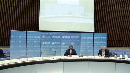 OMS anuncia aliança global para o combate da Covid-19