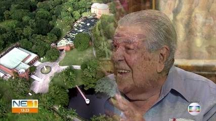 Ricardo Brennand morre de Covid-19 aos 92 anos, no Recife