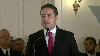 Governador de Alagoas, Renan Filho, é diagnosticado com coronavírus